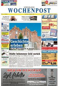 Gratiszeitungen, Titel Grenzland Wochenpost
