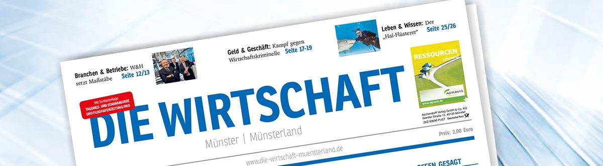 Aschendorff Media & Sales, Die Wirtschaft