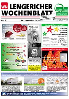 Gratiszeitungen, Titel Lengericher Wochenblatt