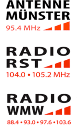 Aschendorff Medien, Radio, Lokalradios
