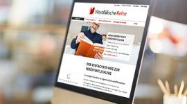 Aschendorff Digital, Digitale Produkte, Westfälische Reihe