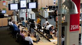 Aschendorff Medien, Redaktion, Newsdesk