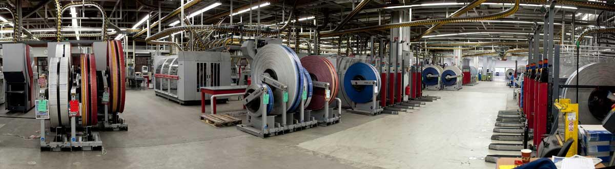 Unternehmensgruppe Aschendorff, Ausbildung Medientechnologe Druckverarbeitung