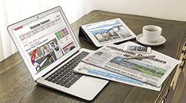 Zeitungsgruppe Münster, Tarif Rubrikenmärkte