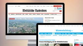 Aschendorff Digital, News-Portale WN und MZ