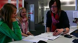 Unternehmensgruppe Aschendorff, Schülerpraktikum
