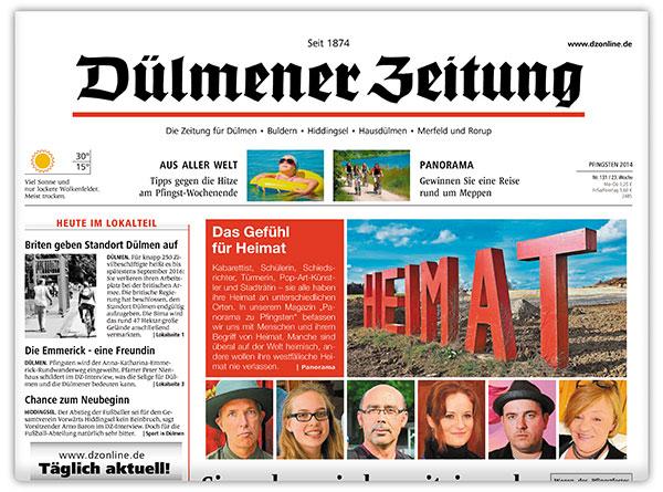 Dülmener Zeitung Online