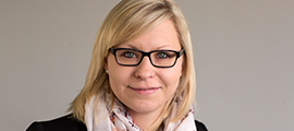 Nadine Roesler, Aschendorff Marketing, PR-Managerin