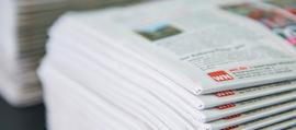 Aschendorff Logistik, Zustellung Tageszeitung