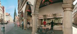 WN-Geschäftsstelle und Ticket-Shop am Prinzipalmarkt Münster