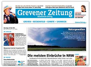 Grevener Zeitung